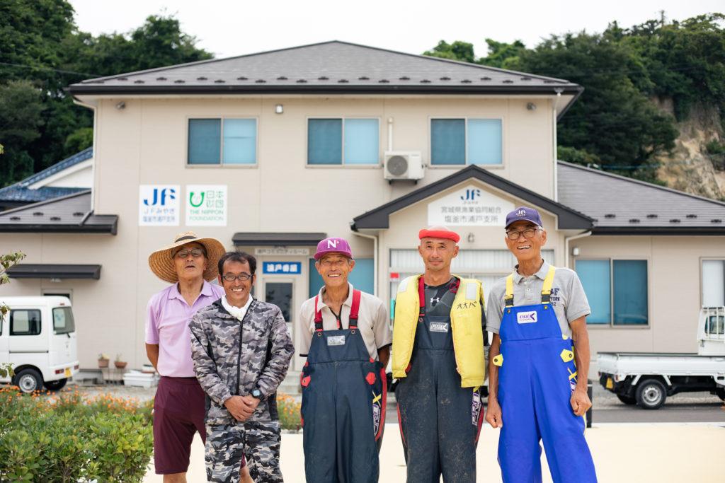 【宮城/求人/養殖】島の漁師全員が師匠。 浦戸諸島の牡蠣産業を未来に残すのは、君だ。