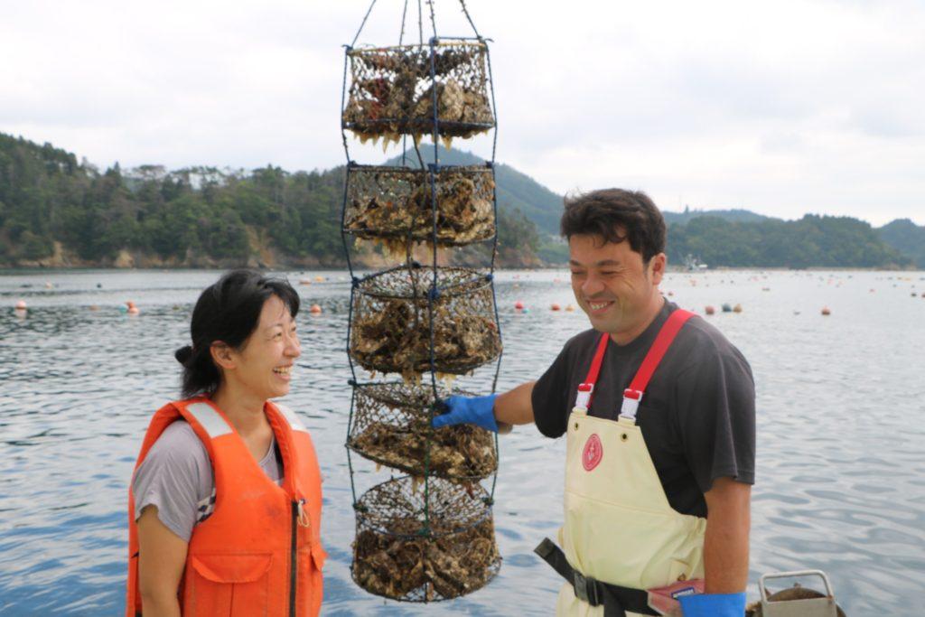 【宮城/求人/養殖】自然豊かな唐桑半島で、牡蠣・ホタテの養殖に挑戦しませんか?