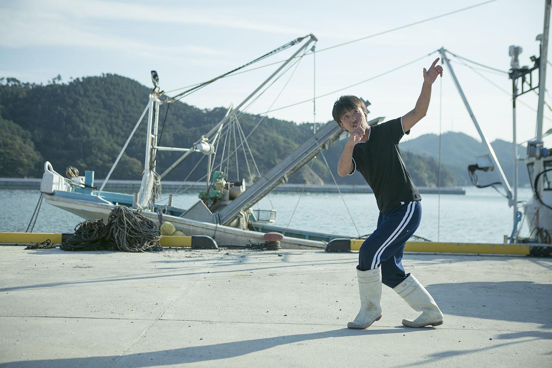 元塾講師、実家の漁師を継いで漁師になる。