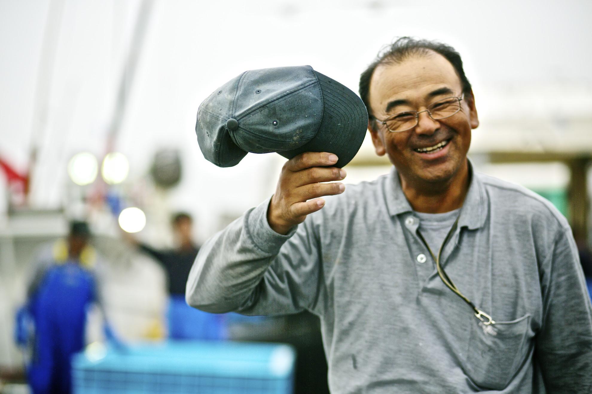 とにかく動く!めげない牡蛎漁師と共に挑むのは現在進行形の「常識破り」
