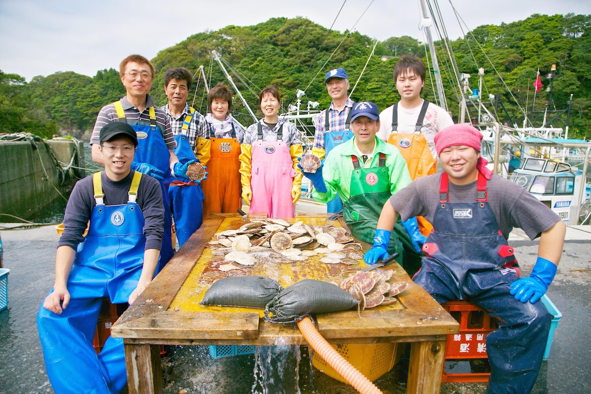 「漁師そのもののあり方を変える」 有言実行し続ける若手リーダー
