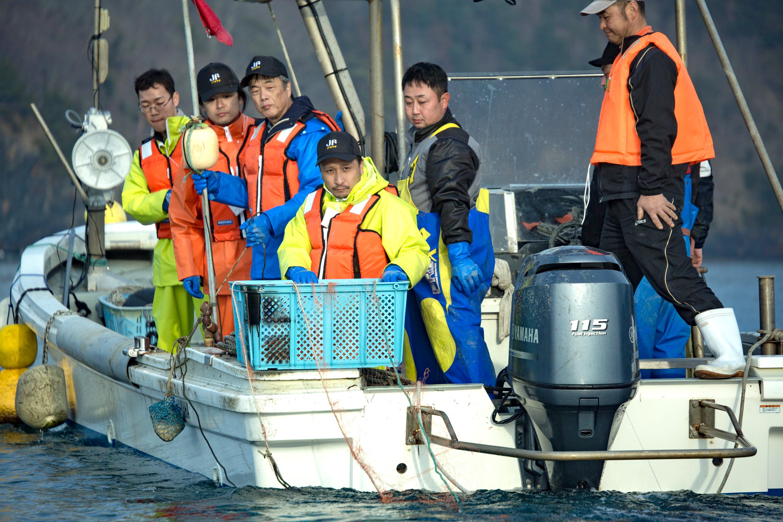 第9回 漁師の仕事を知る、1泊2日の短期研修プログラム「TRITON SCHOOLー牡蠣養殖編ー」