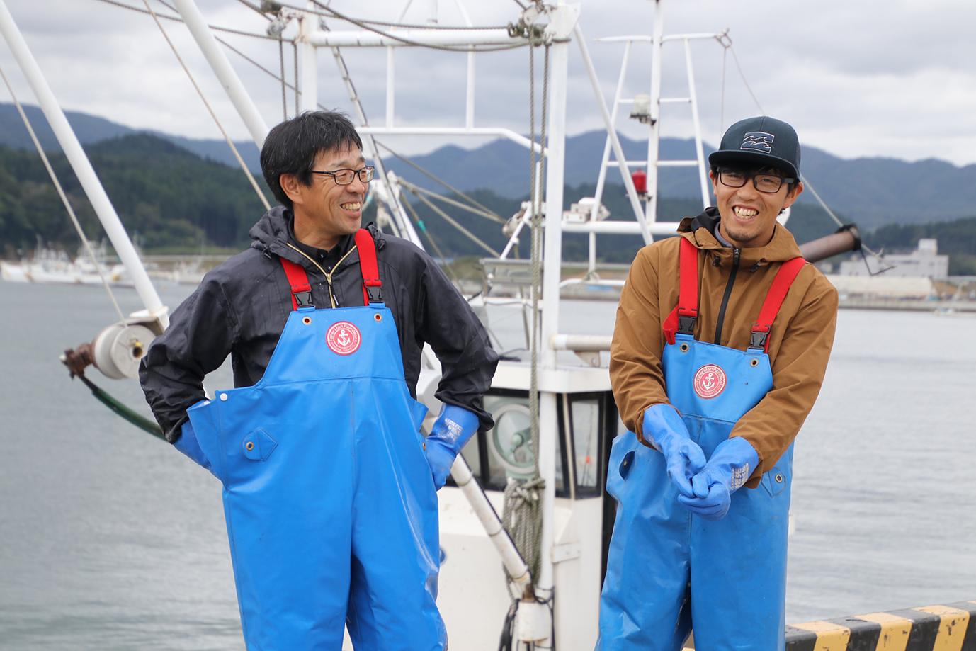「ないならうちがやる」という基本姿勢 父と子が貫く牡蠣漁師の新時代