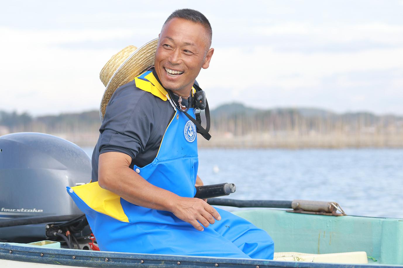 【石巻湾/海苔養殖】凡事徹底!漁師道を歩む