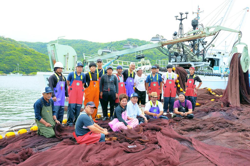 【島根/漁師求人/漁船】まき網船で大自然と共に生きる – 浦郷水産株式会社