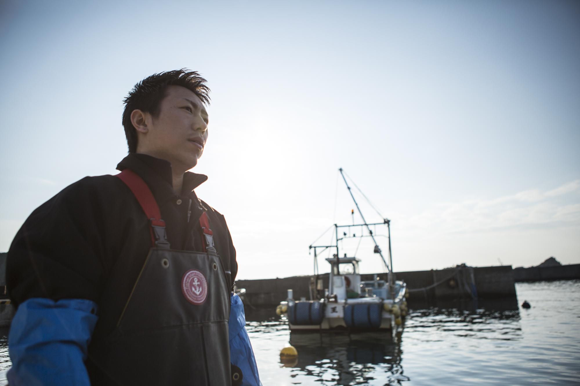 水産業を未来につなぐ。チーム戦で加速する担い手プロジェクト