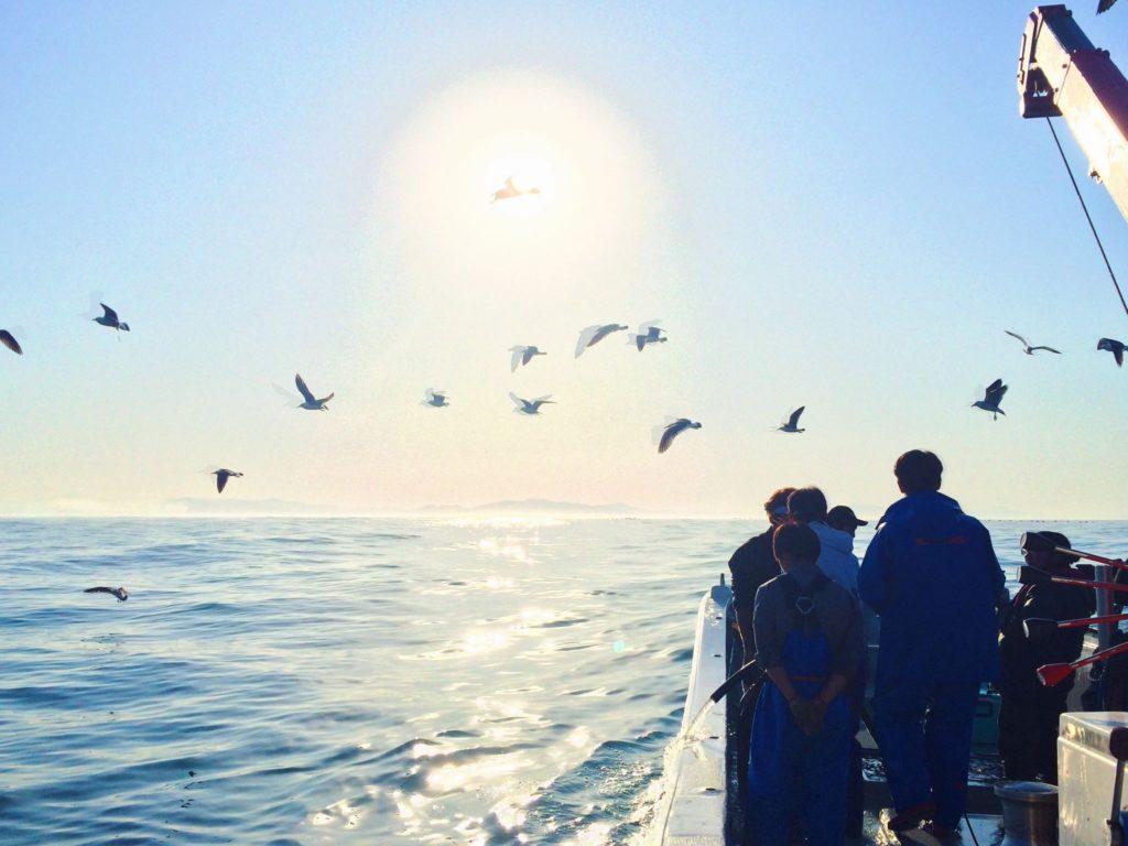 水産業を担うカッコいい大人との1ヵ月、人生の経験値1つあげてみませんか?