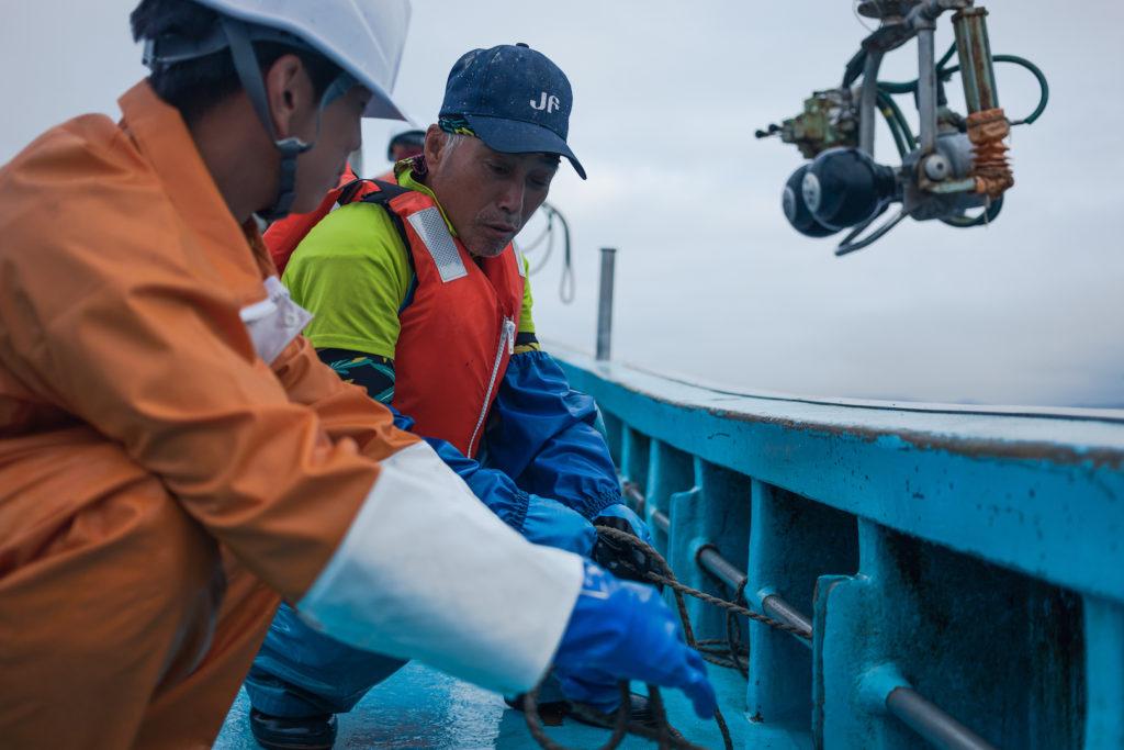 第12回 漁師の仕事を知る、1泊2泊の漁師学校「TRITON SCHOOL – 気仙沼・定置網編 – 」