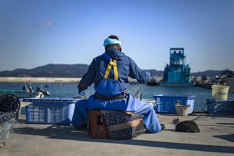 保護中: 【漁師入門】漁師ってなんだろう。
