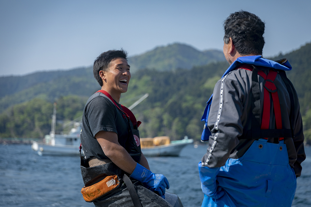 【漁師入門】新人漁師の心得