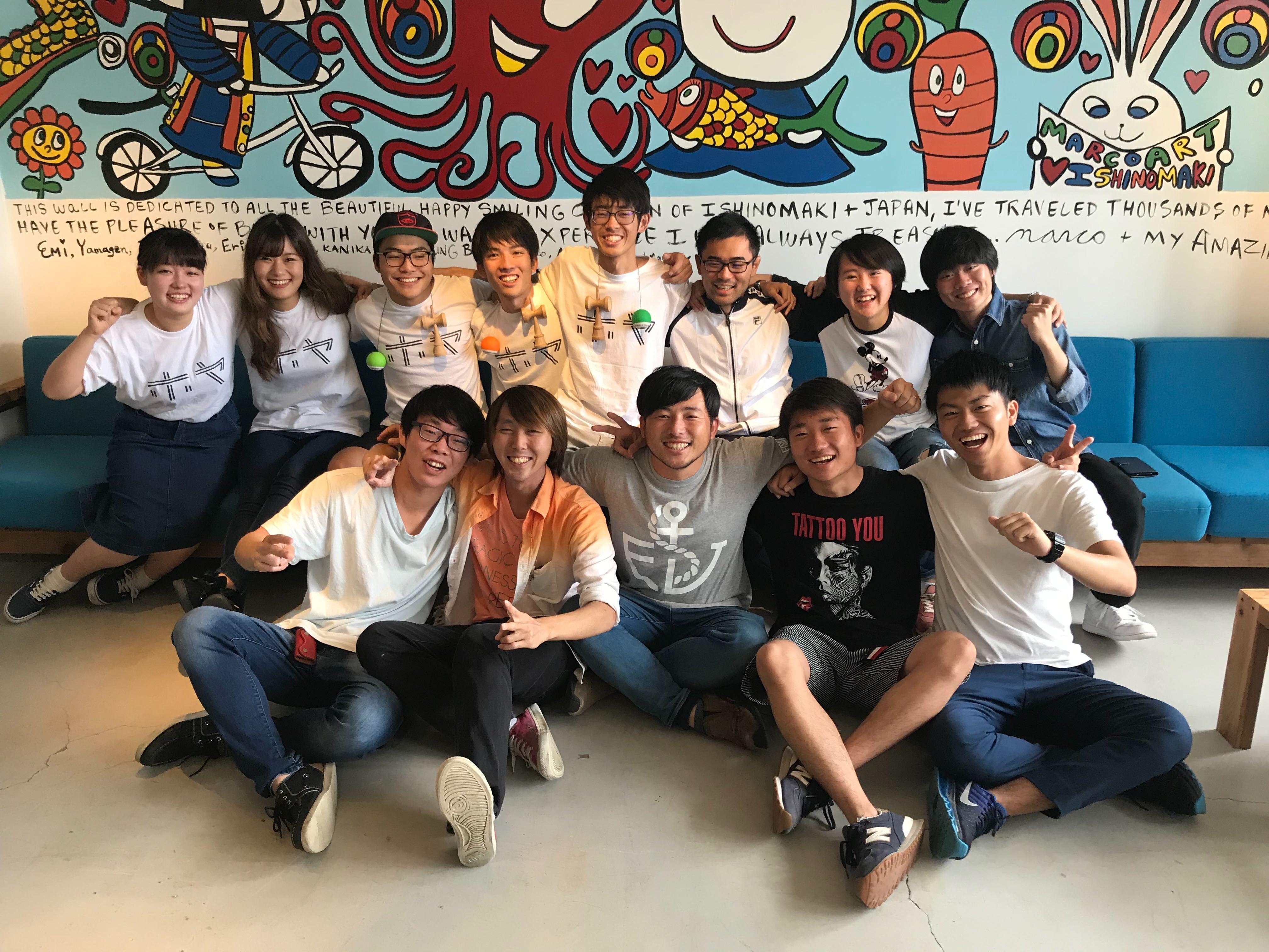 石巻の水産業のトップランナーたちと共に変革を起こす大学生募集。「FISHERMAN COLLEGE for YOUTH ~2021年春~」
