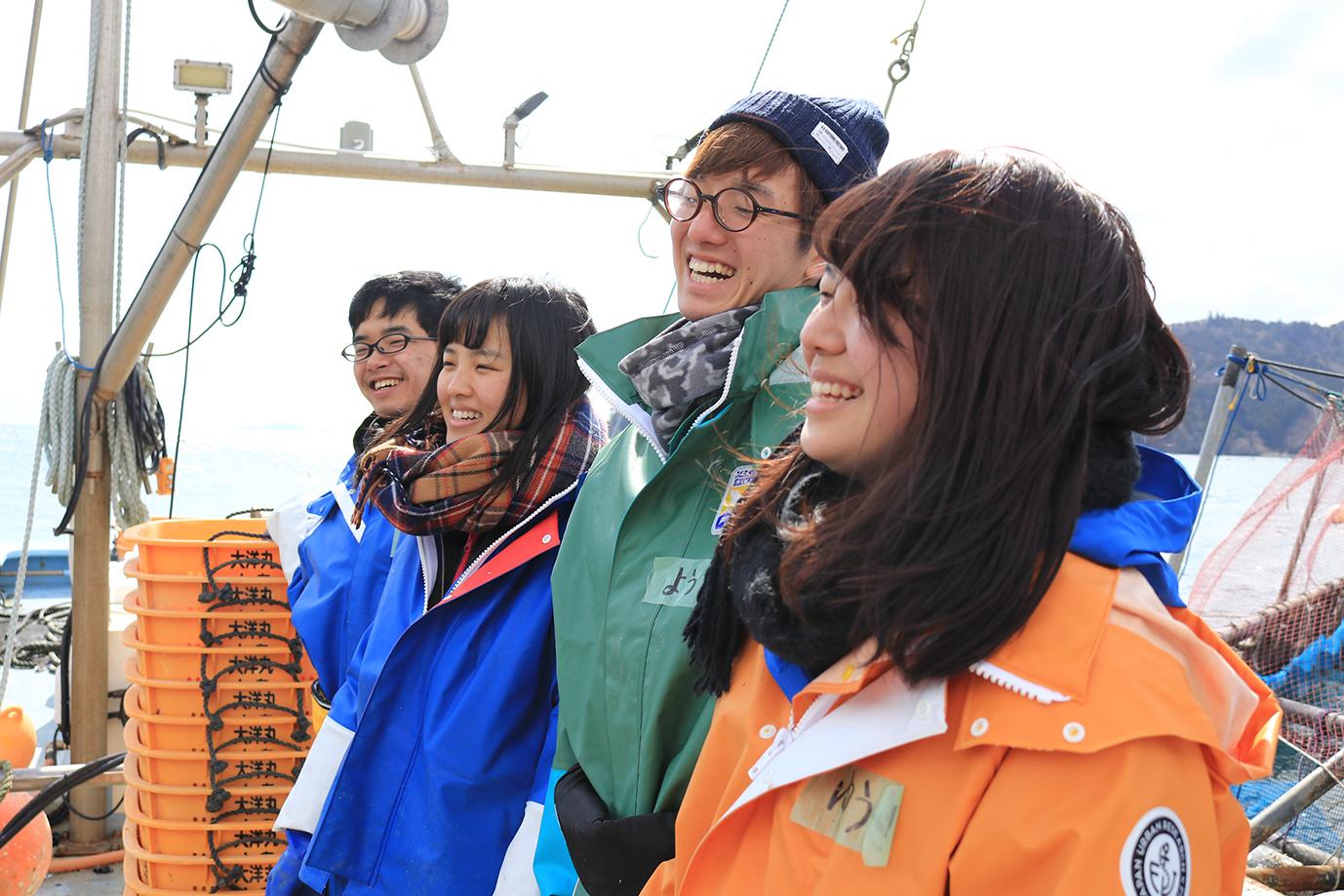 【漁業バイト2020】漁村が君を待っている…!