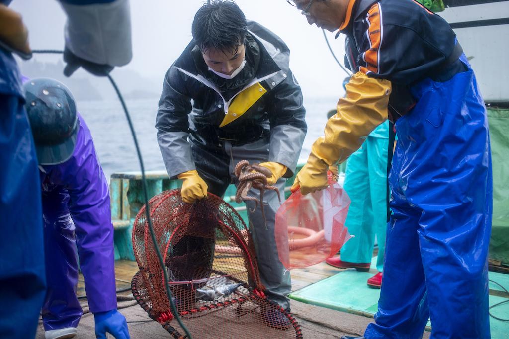 第10回 漁師の仕事を知る、短期研修プログラム「TRITON SCHOOL – 秋鮭刺網編 – 」