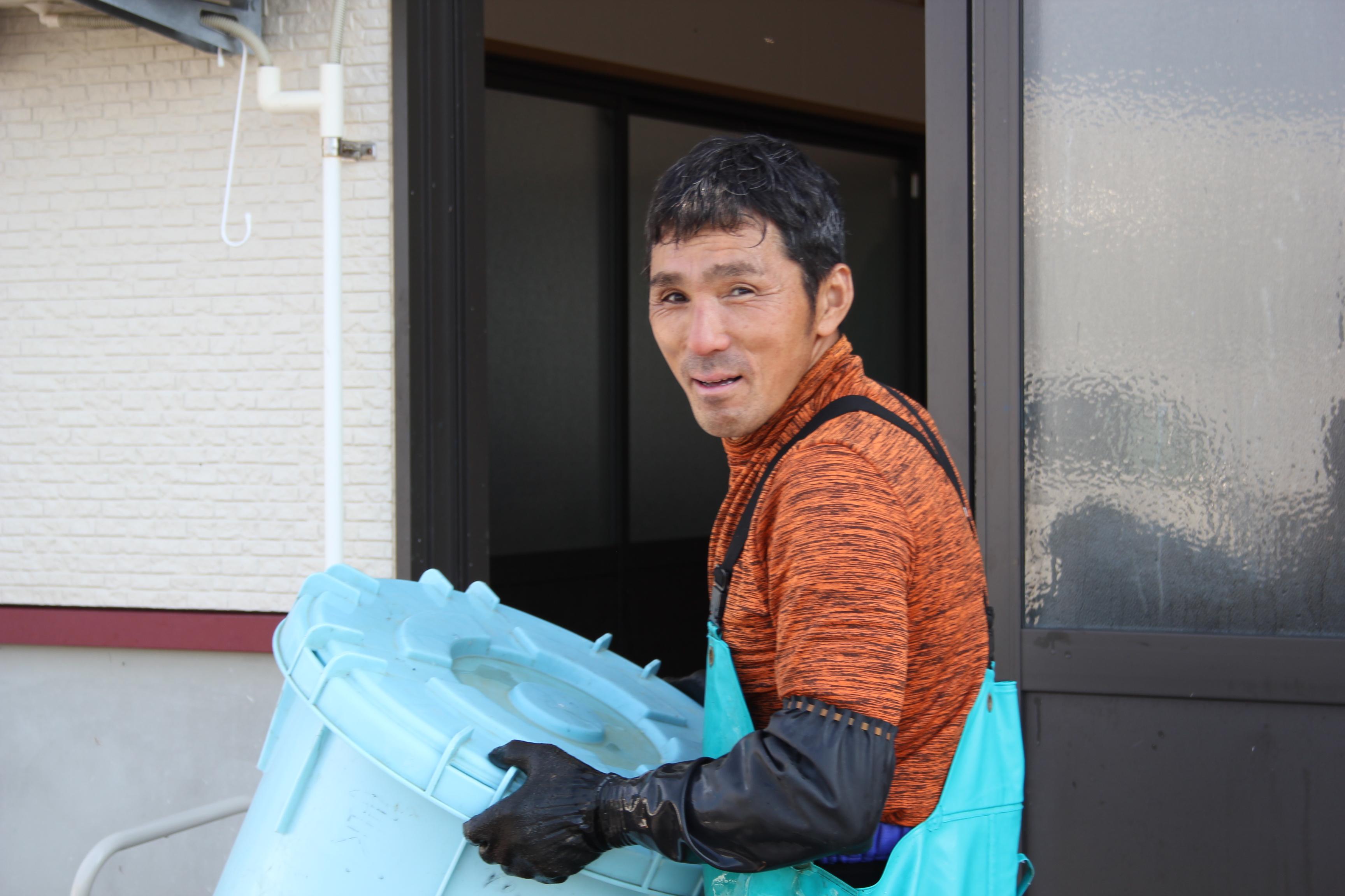 【宮城/漁師求人/養殖】チャレンジ精神旺盛な人歓迎します – ホヤ・牡蠣養殖漁業 / 東福丸