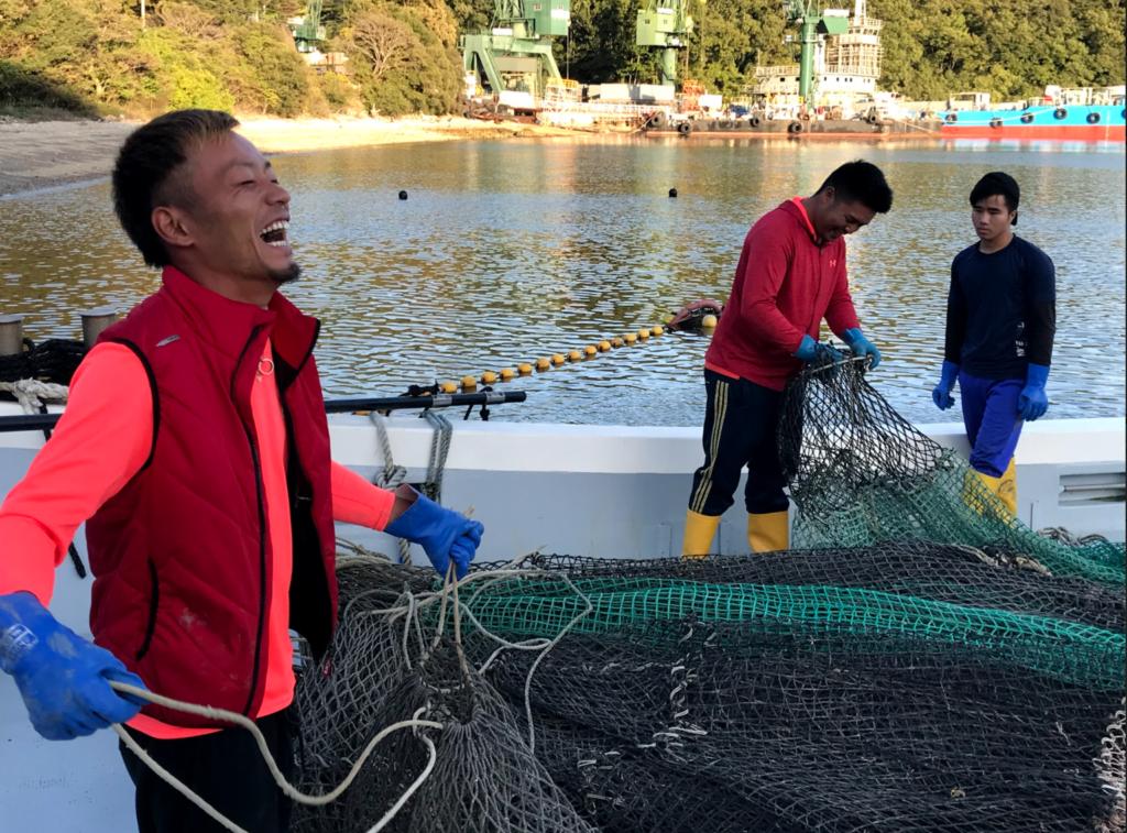 【兵庫/営業求人】海と人をつなげて感動を創る – 津田宇水産株式会社