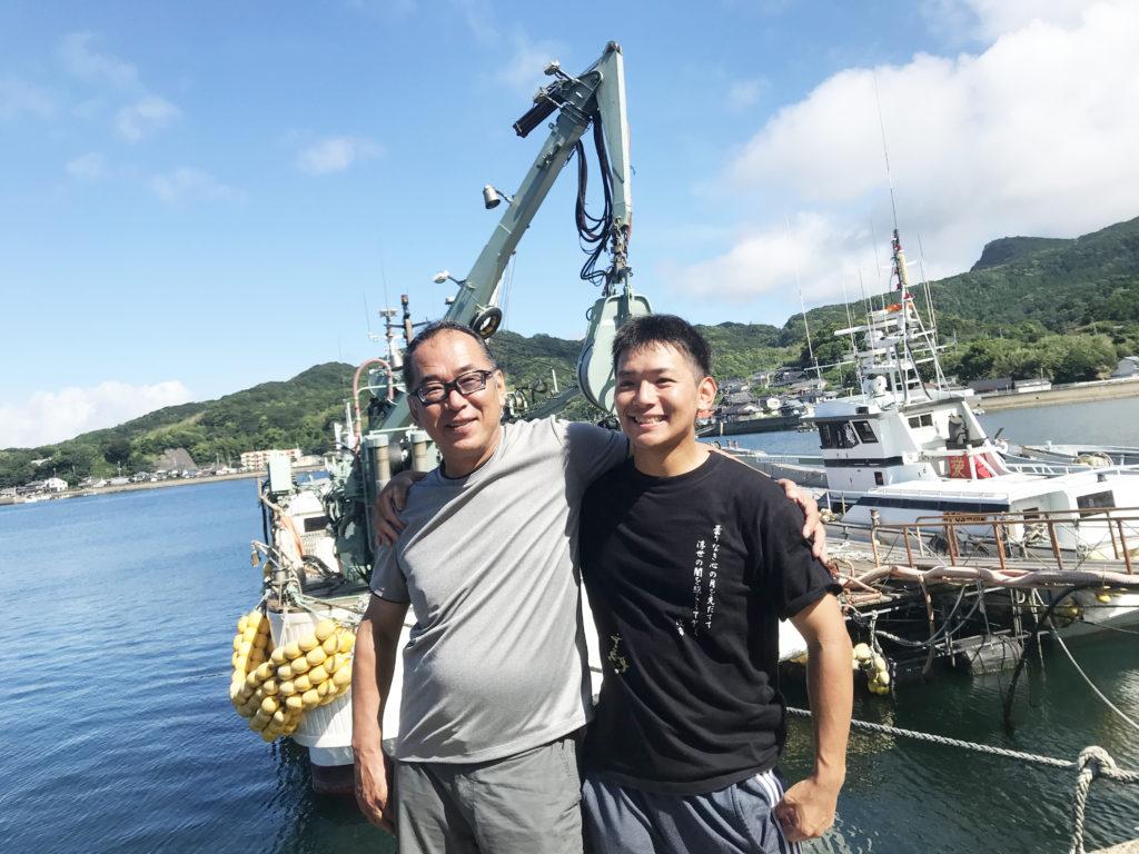 【長崎/漁師求人/漁船】イリコの漁獲量トップクラスを誇る – 有限会社タケシマ海幸