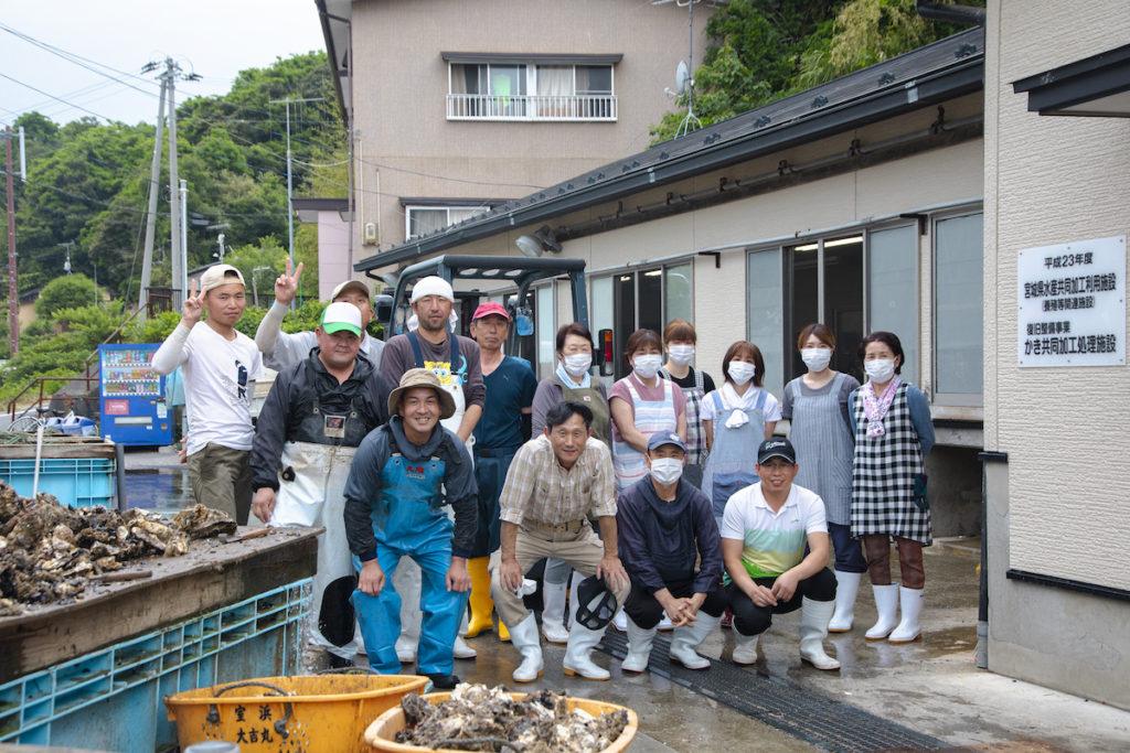 【宮城/漁師求人/養殖】法人化の先、事業継承を見据えて。宮戸の牡蠣養殖の未来を担う人財を募集。