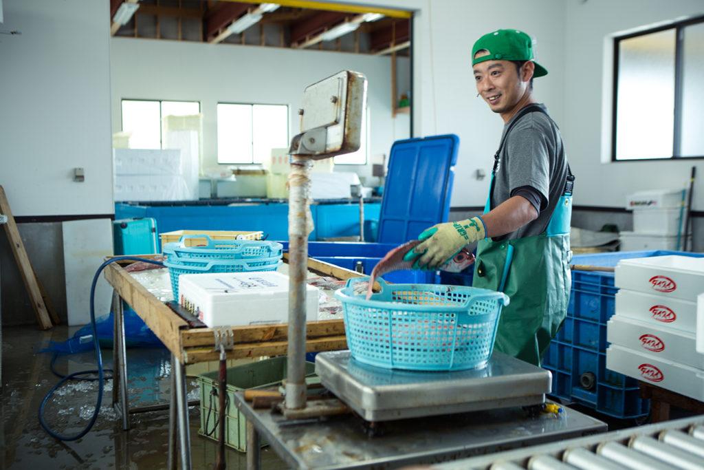 【宮城/求人/水産仲卸】獲ったもん勝ちの漁業から、よい処理したもん勝ちの漁業へ。次世代の産地仲買人を募集!