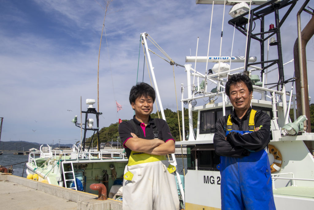 【宮城/漁師求人/漁船】小型底びき網船の未来に夢を託して