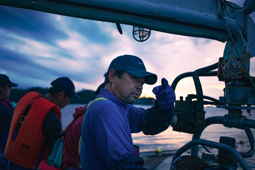 【宮城/漁師求人/漁船】食べ物を作る産業に勝るものはない。江戸時代から定置網漁を営む大東漁業部。
